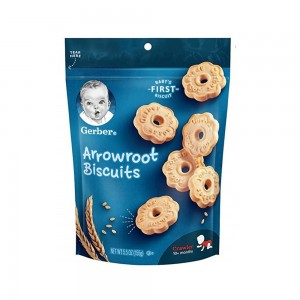 Gerber Banana Cookies - 142 grams