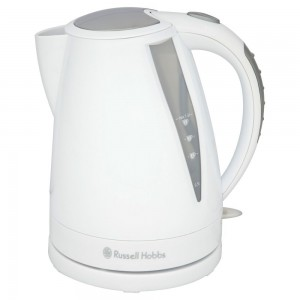 Russell Hobbs Buxton Kettle White 1.6L, 15075