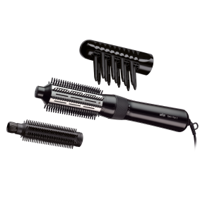 Braun Satin Hair 3 AS 330 Airstyler With Brush And Comb Attachments