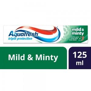 Aquafresh Mild & Minty Toothpaste, 125ml