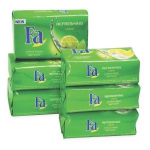 Fa Fa Soap-6Pc.Asst.Flavour