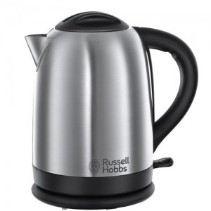 Russell Hobbs 1.7L Oxford Brushed Stainless Steel Kettle, 20090