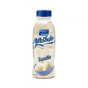 Al-Marai Milkshake Vanilla 340Ml Hdpe