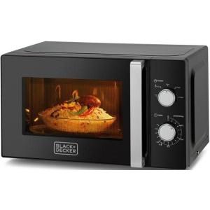 Black & Decker 20L Microwave Oven, MZ2010P-B5