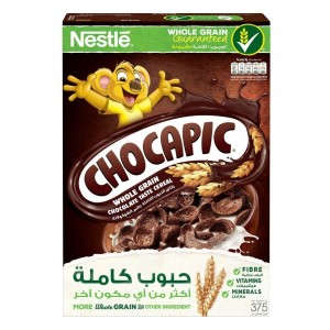 NESTLE CHOCAPIC Chocolate Breakfast Cereal 375g