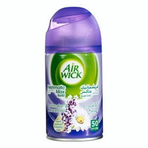 Air Wick Air Freshener Freshmatic Refill Lavender and Camomile, 250ml