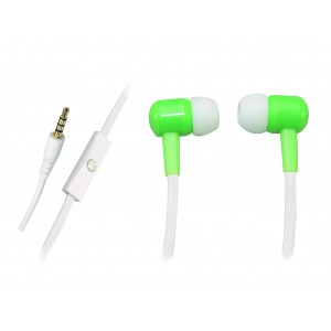 Sandberg Speak N Go In-Ear Set Neon Green