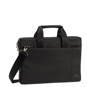 "Riva Case Laptop Bag 13.3"" - Black"