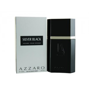 Azzaro Silver Black for Men Eau de Toilette (EDT) 100ml