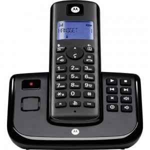 Motorola Cordless Phone Large Bright, T211