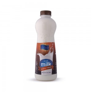 Al Rawabi Double Cream Milk 1Ltr