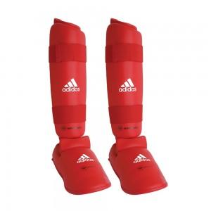 Adidas Wkf Shin & Removable Step  Size M