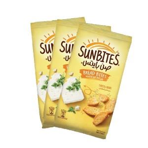 Sunbites Olive & Oregano Bread Bites - 2 x 110 g