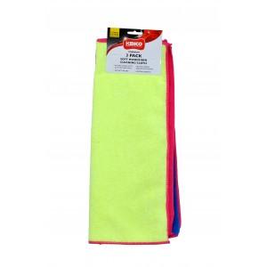 Kenco Cloth 3 Pack Microfiber