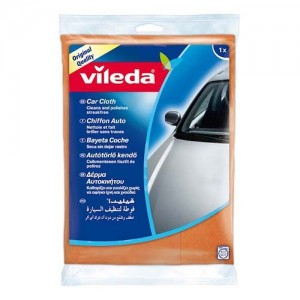 Vileda Car Cloth / Car Cleaning Cloth 1Pc