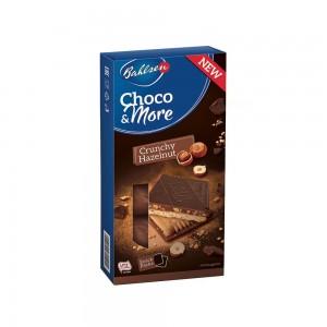Bahlsen Choco & More Crunchy Hazelnut Biscuits - 120 gm