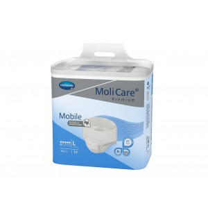 MoliCare® Premium Mobile Large 14 pieces Per pack
