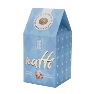Arkmen Nutti  Walnuts in White Chocolate 100g