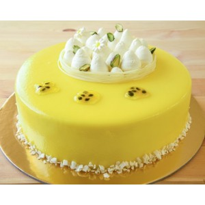 PASSION-MANGO CAKE