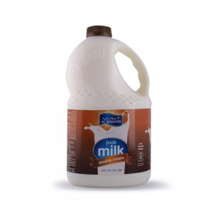 Al Rawabi Milk Double Cream 2Ltr