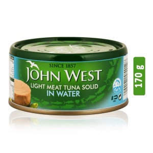 John West Light Meat Tuna in Water - 170 g