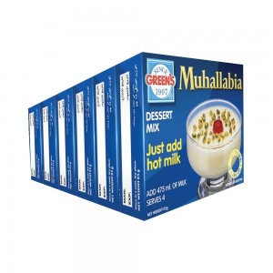 GreenS Muhallabia5+1X85Gm