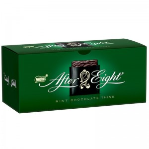 Nestle After Eight Mint Chocolate Box 200g