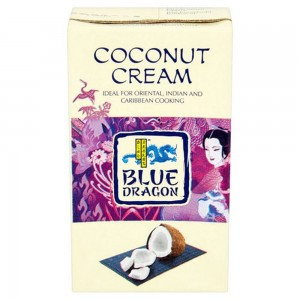 Blue Dragon Dragon Coconut Cream U 250mlm