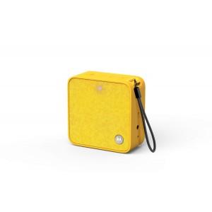 Motorola Bluetooth Speaker, SONIC BOOST 210 YELLOW