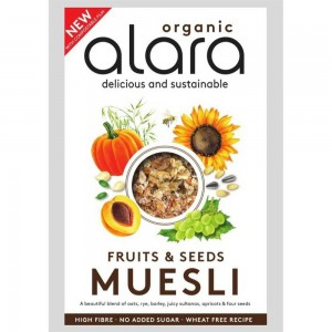 Alara Organic Fruits & Seeds Muesli