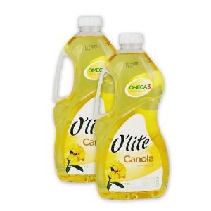 Olite Olite Canola Oil 2Pk