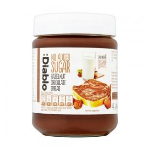Diablo No Added Sugar Chocolate Spread 350ml