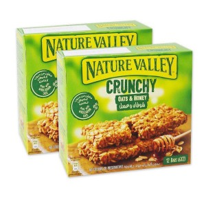 Nature Valley N/Vall Asstd Twin Pk