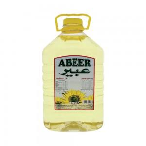 Abeer Pure SunFlower Oil 5 Ltr