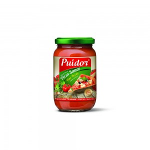 Puidor Pizza Sauce Fine Herbs, 360 gm