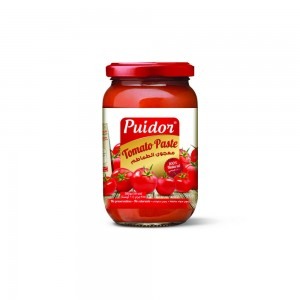 Puidor Tomato Paste, 285 gm