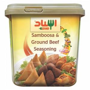 Esnad Samboosa & Ground Beef Seasoning, 200gm