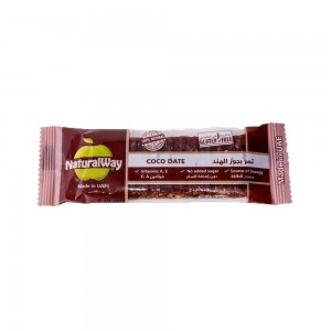 Natural Way Cocodate, 40 gm