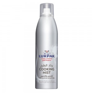 Lurpak Cook's Range Cooking Mist Can 200ml