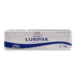 Lurpak Salted Butter Block 100g