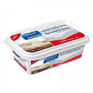 Al-Marai Butter Spreadable Unsalted 250G
