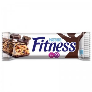 Nestle Fitness Chocolate Breakfast Cereal Bar - 23.5 gm