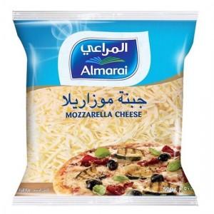al-Marai Mozzarella Shredded 500 grams