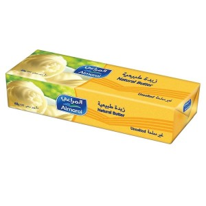 Al-Marai Butter Unsalted Natural Tub 500G