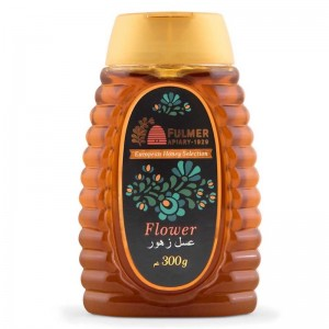 Fulmer Flower Honey Original Natural European Pure Honey 300g