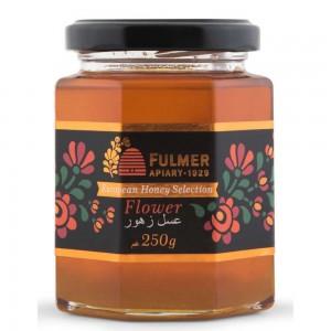 Fulmer Flower Honey Original Natural European Pure Honey 250g