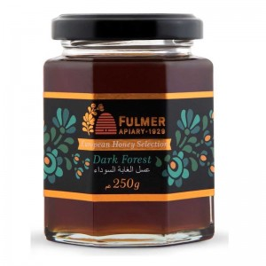 Fulmer Dark Forest Honey Original Natural European Pure Honey 250g