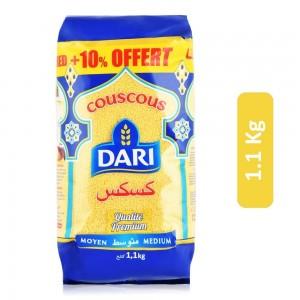 Dari Medium Couscous - 1.1 Kg