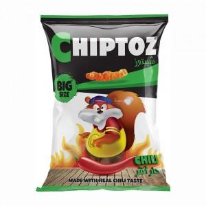 Chiptoz Corn Puffs Chili 27g