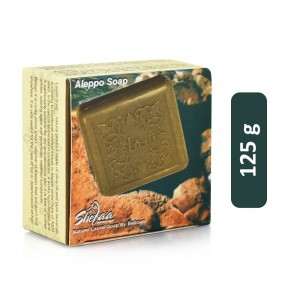 Aleppo Sheifaa Natural Soap - 125 g